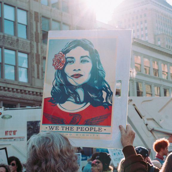 Politische Bildung - We the people