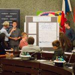 Workshop-Vorstellung von Gevelsberger SchülerInnen © Andreas Henn für DIE ZEIT/bpb