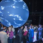 Innenansicht Climate Planet (©GIZ/ Kola Matzke)