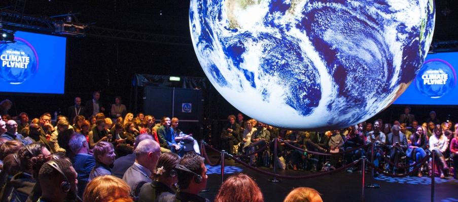 """Sonderschau """"Climate Planet: Klima und Entwicklung"""", 5.-17.11.2017, Bonner Rheinaue"""