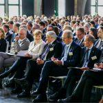 Bundeskanzlerin Angela Merkel 16. RNE Jahreskonferenz (© RNE/ Svea Pietschmann)
