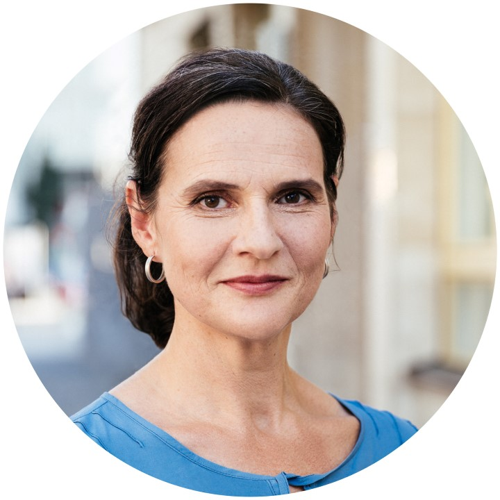 Portrait Monika Stösser