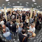 17. RNE Jahreskonferenz Empfang im bcc (© RNE/ David Ausserhofer)
