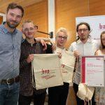 Preisverleihung bap-Preis Politische Bildung 2017 (© Dirk Enters)