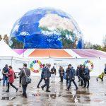 Außenansicht Climate Planet (© GIZ/ Kolja Matzke)