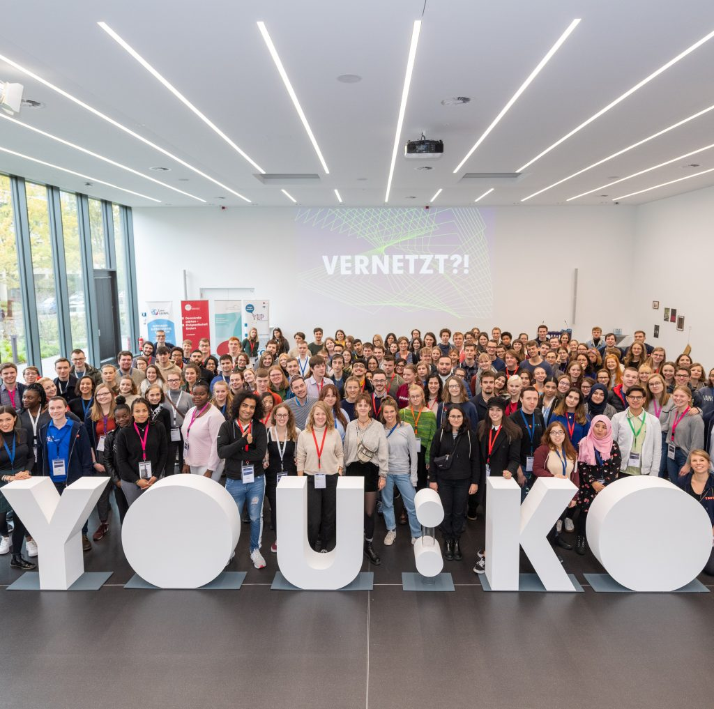 VERNETZT?! YOU:KO – Der Jugendkongress 2019