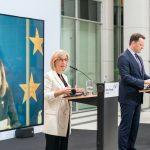 Informelle Tagung der EU GesundheitsministerInnen 2020 (© BMG/Thomas Ecke)
