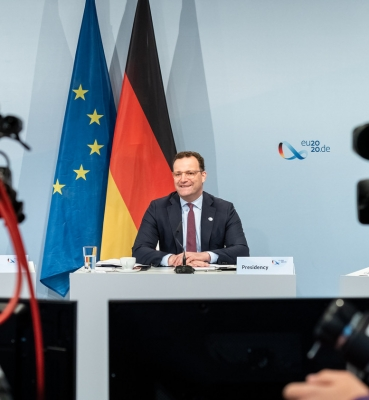Informelle Tagung der EU Gesundheitsministerinnen und -minister 2020