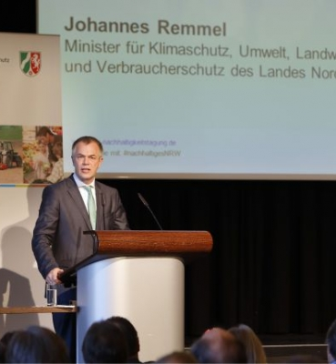 NRW Nachhaltigkeitstagung