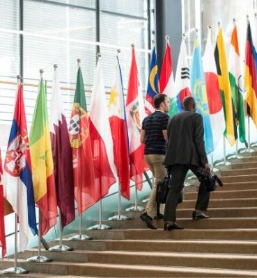 Sitzung des UNESCO-Welterbekomitees 2015