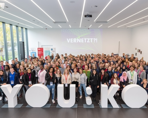 NETWORKED?! YOU:KO – The Youth Congress 2019