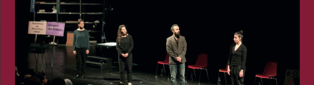 """""""Die NSU-Monologe"""" – Theateraufführung mit Podiumsdiskussion: neue Termine 2019"""