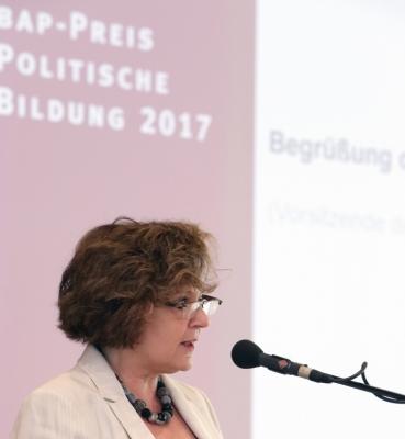 bap-Preis Politische Bildung